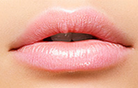 Rubin (luxurious volume) is expressed, slightly protruded volume of upper and lower lips.