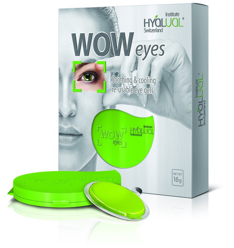 Hyalual Gel WOW Eyes Mask